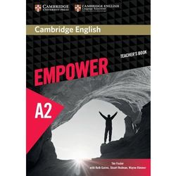 Cambridge English Empower Elementary Teacher's Book (opr. miękka)