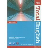 New Total English Advanced Students' Book With Activebook Plus Vocabulary Trainer (opr. miękka)