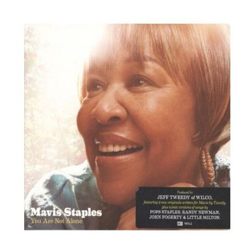 You Are Not Alone (CD) - Mavis Staples DARMOWA DOSTAWA KIOSK RUCHU