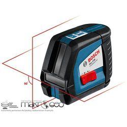 GLL 2-50 P Professional + BS 150 BOSCH Laser płaszczyznowy