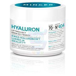 Mincer Pharma Hyaluron 70+ Liftingujący krem do twarzy 50 ml