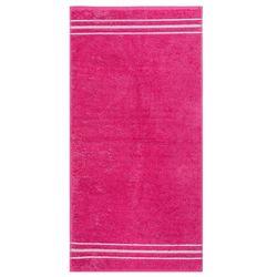 Cawö Frottier ręcznik Raspberry, 50 x 100 cm
