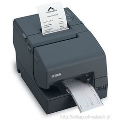 Epson TM-H 6000IV, USB, RS232, cutter, black