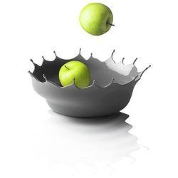 Menu DROPP! Silikonowa Misa na Owoce - Kropla Szara