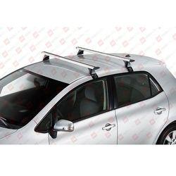 Cruz AIRO T108 935-379 Bagażnik dachowy na dach Peugeot 206 206+