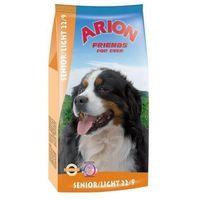 ARION Standard 15 kg senior/ light kura / ryż- RÓB ZAKUPY I ZBIERAJ PUNKTY PAYBACK - DARMOWA WYSYŁKA OD 99 ZŁ
