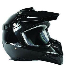 Kask Crossowy Enduro ATV Ozone FMX Czarny