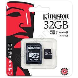 Kingston micro SDHC SDC10G2/32GB 32GB Class 10 + adapter SD