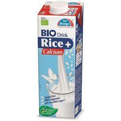 Napój Mleko Ryżowe z Wapniem 1L - The Bridge - EKO HIT!