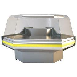 Lada chłodnicza narożna MAWI NCHG1.1-Z 1.3 140cm