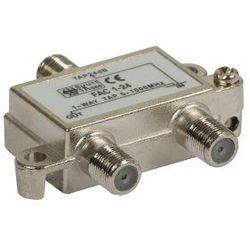 ODGAŁĘŹNIK TV 1-KROTNY FAC-1-24dB 5-1000 MHz