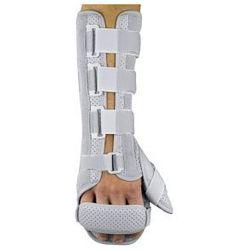 Długa orteza reki i przedramienia z ujęciem dłoni stabilizująca kciuk AM-OSN-L-02