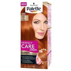 Palette Perfect Care Color, Farba do włosów, 390 Jasna miedź