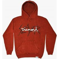 bluza DIAMOND - Slayer X Dimaond Hoodies Red (RED) rozmiar: XL
