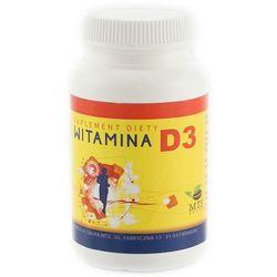 Witamina D3 60 tabletek MTS