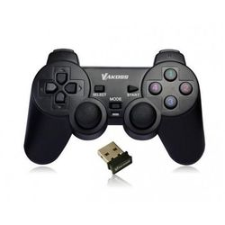 Joypad VAKOSS Gamepad Wirless PC GP-3925BK Czarny + DARMOWY TRANSPORT!