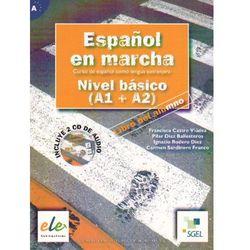 Espanol en marcha Nivel basico A1 + A2 podręcznik z 2 płytami CD (opr. miękka)