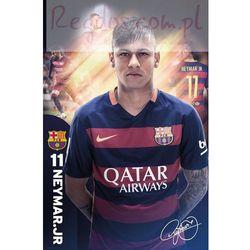 FC Barcelona Neymar - plakat