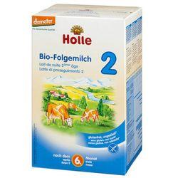 Holle BIO 2 mleko modyfikowane dla niemowląt 600g