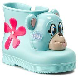 Kalosze MELISSA - Mini Melissa Monkey Boot + Jer 31825 Green 01164