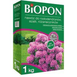 Nawóz do rododendronów, azalii i różaneczników 1 kg Biopon