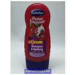 Bubchen szampon do włosów z odżywką 230 ml