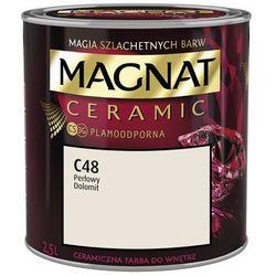 Farba ceramiczna Magnat Perłowy Dolomit 2L