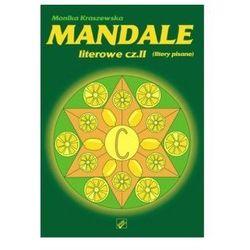 Mandale literowe cz.2 (litery pisane) (opr. miękka)
