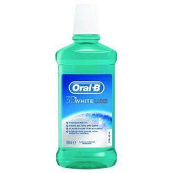 ORAL-B 500ml 3D White Luxe Płyn do płukania jamy ustnej