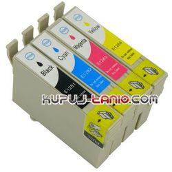 T1285 tusze do Epson (4 szt., BT) tusze Epson SX125, Epson S22, Epson SX230, Epson SX420W, Epson SX425W, Epson SX235W, Epson SX130