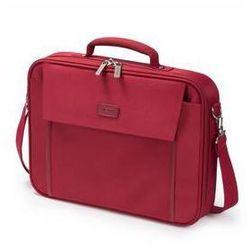Torba dla laptopów DICOTA Multi BASE 15 - 17.3 (D30917) Czerwona