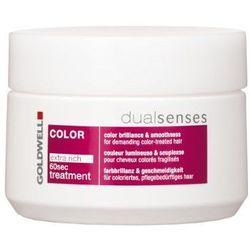 Goldwell Dualsenses intensywny 60 sekundowy balsam Color Extra Rich Mask 200ml