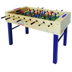 Stół do piłkarzyków - sklejka z metalową podstawą