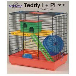 Inter-Zoo klatka dla chomika Teddy I z wyposażeniem
