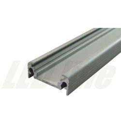 PROFIL aluminiowy nawierzchniowy do TAŚMY LED 2 metry