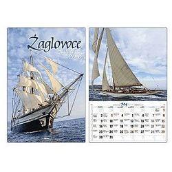 Kalendarz 2015 Żaglowce
