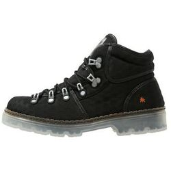 Art ALPINE Buty trekkingowe black