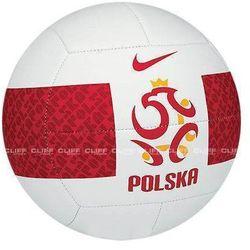 PIŁKA NIKE POLAND SKILLS MINI Przecena 40% oszczędź 20 PLN!