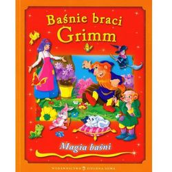 Baśnie braci Grimm . (opr. miękka)