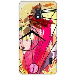 Fantastic Case - LG Swift F6 - etui na telefon - abstract