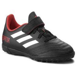 c420fd5ec612 Buty adidas - Predator Tango 18.4 Tf J H DB2341 Cblack Ftwwht Red
