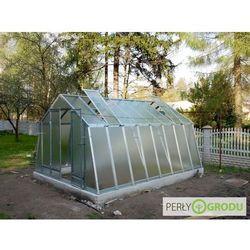 Szklarnia ogrodowa 4m x 2,63m x 2,2m - 10,52 m2