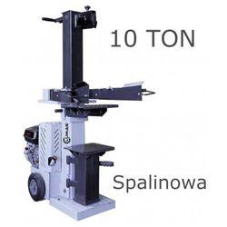 Łuparka spalinowa HB10S (10 TON)