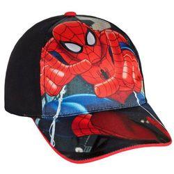 Czapka z daszkiem Spider-Man Czarna