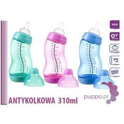 DIFRAX butelka S antykolkowa szeroka 310ml