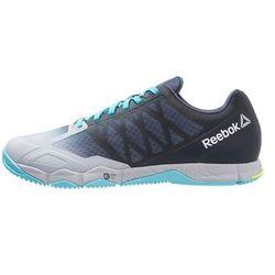 Reebok CROSSFIT HIIT TR 1.0 Obuwie treningowe grey/clate/blue/yellow/black