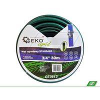 """Wąż ogrodowy Geko Green 3/4"""" 30 m G73613"""