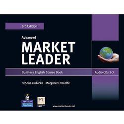 Market Leader Advanced. CD do Podręcznika