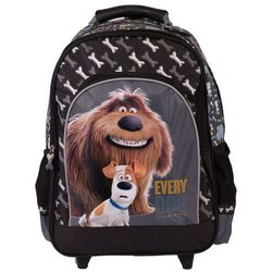 Plecak na kółkach Pets dla chłopca