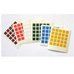 Naklejki na kostkę Rubika 5x5x5
